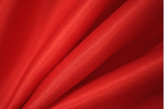 Блузочный шелковый сатин красный PRT-H3 02021922