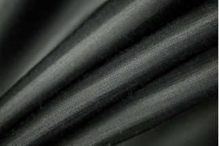 Атлас шелковый черный PRT-G4 02021952