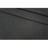 ОТРЕЗ 1,6 М Костюмная шерсть черно-серая PRT-(10)- 07061943-1