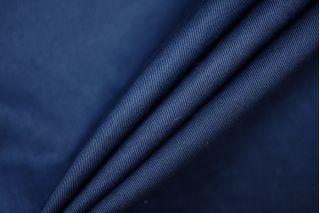 Хлопок костюмный темно-синий PRT-C5 18061910