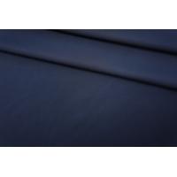 ОТРЕЗ 2.8 М Тонкая костюмная вискоза-стрейч темно-синяя PRT-H6 24061916-1