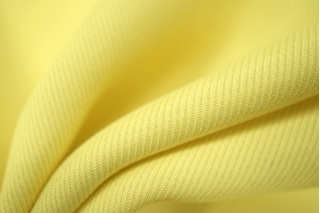 Вискоза плательная лимонная PRT-C3 02021931