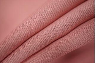 Креповая вискоза розовая с шелком PRT-H3 02021933