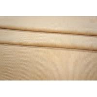 Вельвет хлопковый пшеничный PRT-E2 06031919