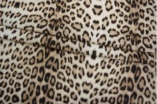 Трикотаж вискозный Cavalli леопард PRT-D2 02111852
