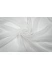 Шифон шелковый белый PRT1-C4 08031802