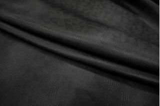 Подкладочная вискоза черная PRT-A5 06081814