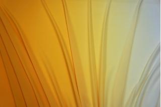 Шифон деграде желто-оранжевый UAE-A3-010 15011801