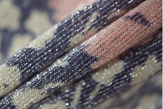 Трикотаж шерстяной в цветочек с люрексом PRT-A5 03021902