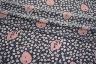Трикотаж шерстяной в цветочек с люрексом PRT-D5 03021902