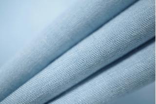 Лен с хлопком светло-голубой PRT-H6 03021910