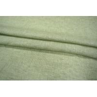 ОТРЕЗ 1 М Рубашечный лен зеленый PRT 03021920-1
