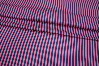 Шелк в полоску сине-розовый PRT-Н3 03021927