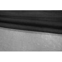 Шелковая органза черная PRT-С3 03021934