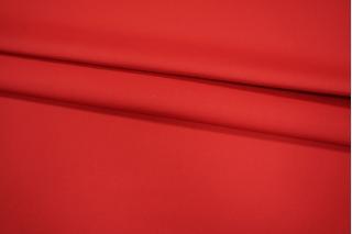 Костюмная шерсть-дабл красная PRT1-F3 09011903