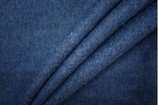 Пальтовая шерсть двухслойная сине-серая PRT-F5 10061902