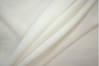 Трикотаж вискозный креповый белый PRTL3 24061919