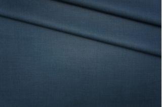 Поплин сорочечный темно-синий PRT-B3 24061921
