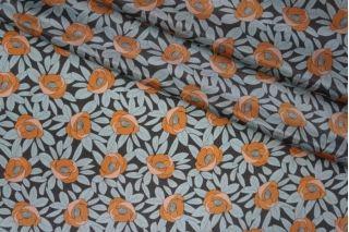 Блузочный шелк цветы PRT-G4 06061908