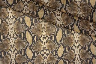 Батист шелковый с хлопком рептилия PRT.H-N30 06061912