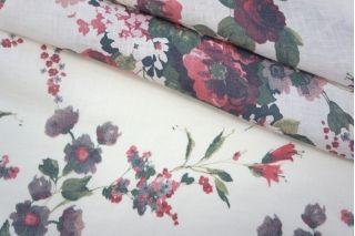 Плательный лен цветочный PRT-С2 06061915