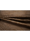 Замша фактурная коричневая PRT-I3 05071907