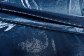 Трикотаж синий под лаке PRT-I2 05071911