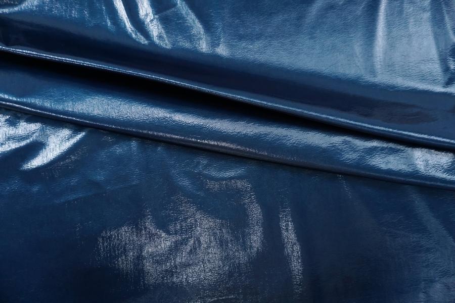 Трикотаж синий под лаке PRT-i3 05071911