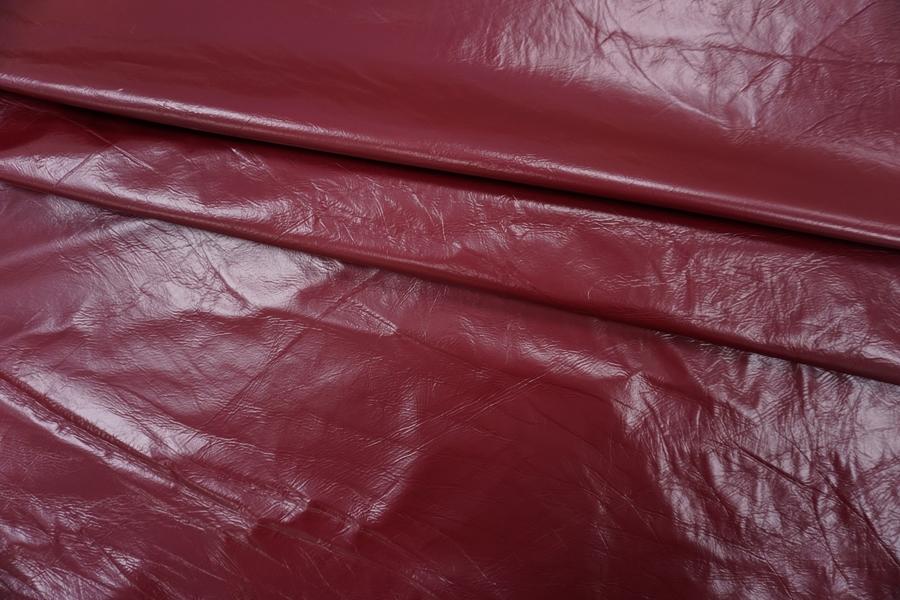 ОТРЕЗ 1,9 М Кожзам тонкий вишневый PRT-(10)- 08071915-1