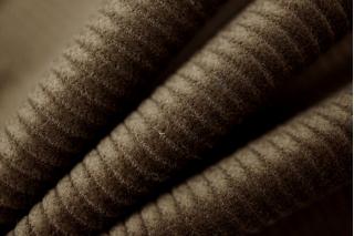 ОТРЕЗ 2,05 М Вельвет хлопковый коричневый PRT1-B7 07121806-1