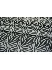 Жаккард хлопковый черно-белый PRT 047-K4 14011905