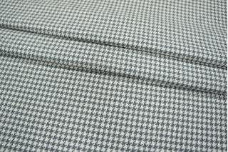 Костюмная шерсть гусиная лапка серая PRT1-P2 14011910