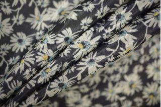 Блузочный шелк цветы PRT1 113-G4 06061909