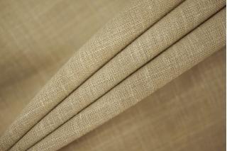 Плательная шерсть со льном серо-бежевая PRT1 109-G5 06061923