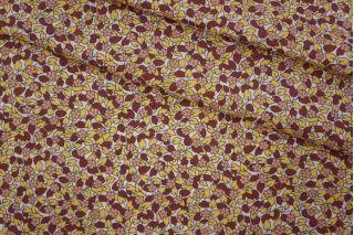 Поплин сорочечный цветы Etro PRT-В2 06061931
