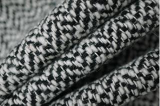 Твид черно-белый PRT-K3 15011901