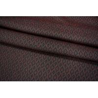 Жаккард темно-красный PRT-P3 15011907