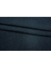 ОТРЕЗ 0,7 М Рогожка черно-синяя с люрексом PRT-N4 15011908-1