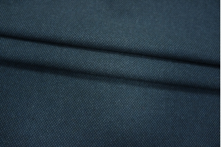 Костюмно-плательная шерсть темно-синяя PRT-P3 15011928