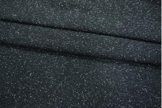 Твид черный в крапинку PRT-P4 15011931