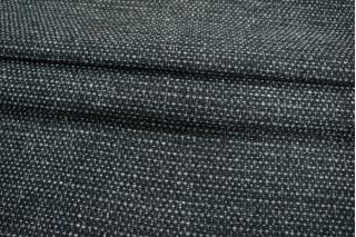 Шерсть пальтовая черно-серая PRT-N5 15011940