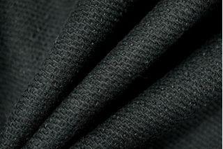 Шерсть пальтовая черная PRT-P4 15011941