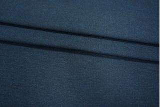 Твид елочка сине-черный PRT-M5 15011948