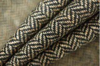 Твид елочка коричневый PRT-Q3 15011955