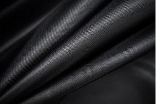 ОТРЕЗ 1,65 М Подкладочная вискоза черная PRT-A3 05071915-2