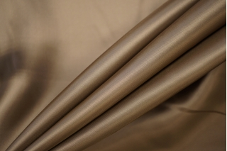 Подкладочная вискоза золотисто-коричневая PRT-A3 08071902