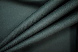 Костюмная шерсть темно-зеленая Scabal Super 120S PRT-G3 08071907