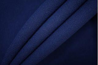 ОТРЕЗ 2М Костюмная шерсть дабл темно-синяя PRT-Е5 08071909-1