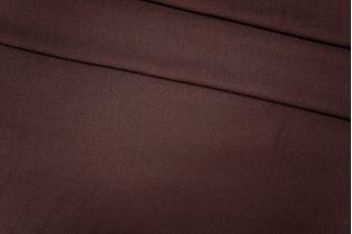 Диагональ вискозная с шерстью бордово-коричневая PRT F7 11071931