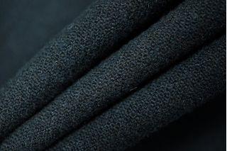 Костюмно-плательная шерсть темно-синяя PRT-N3 15011947